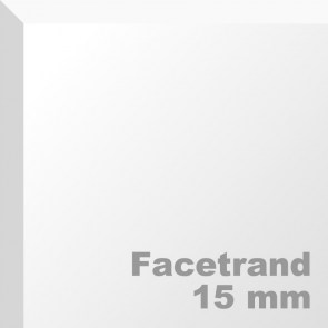 15 mm Facetrand slijpen