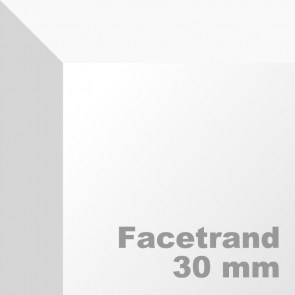 30 mm Facetrand slijpen